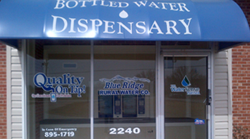 Blue Ridge Water Dispensary